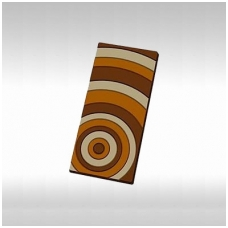 Forma šokolado plytelei
