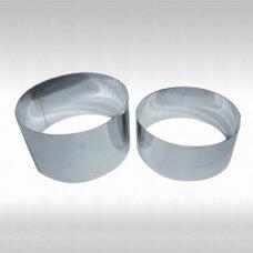Konditerinis žiedas (∅ 26 cm ; 14 cm aukštis)