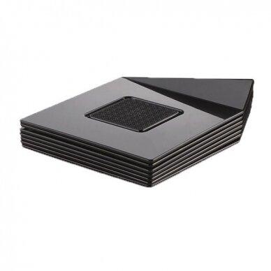 Kvadratiniai daugkartinio naudojimo padėkliukai 83 x 83 MM (25vnt.) 3
