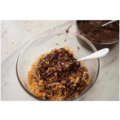 """migdolo - lazdyno riešutų praline 50% (1 kg) + biskvitinis traškutis """"Royaltine"""" (500 gr) 4"""