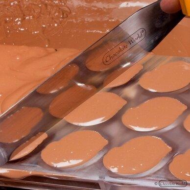 Pradedančiojo rinkinys gaminti šokoladinius saldainius 5