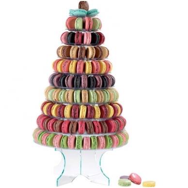 """Prancūziškų migdolinių pyragaičių """"macarons"""" stovas (46 CM) 5"""