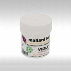 Violetiniai natūralūs maistiniai dažai (tirpūs riebaluose) 20gr.