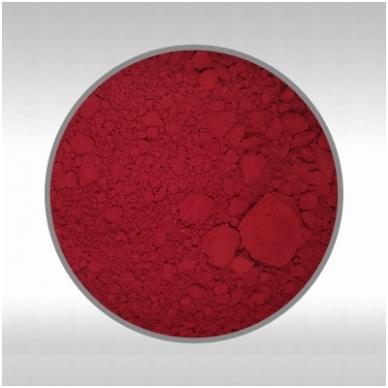 Ryškiai raudoni dažai (intense)