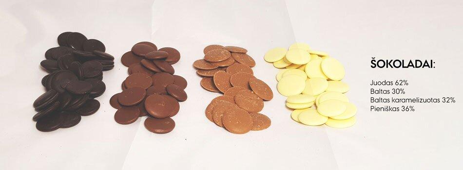 Šokoladai